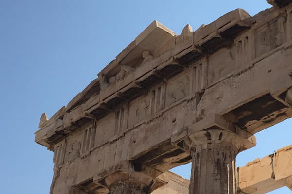 Cruise to the Acropolis of Athens