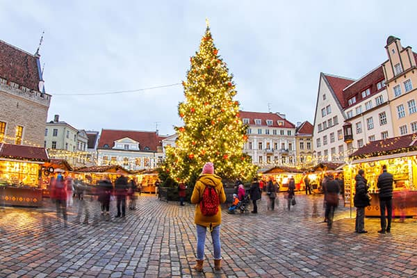 Christmas Traditions on a Europe Cruise