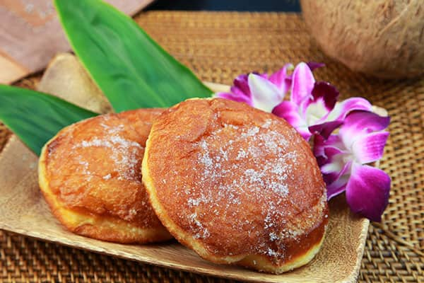 Delicious eats in Hawaii
