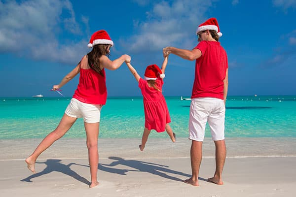 Cruise to the Caribbean for the Holidays