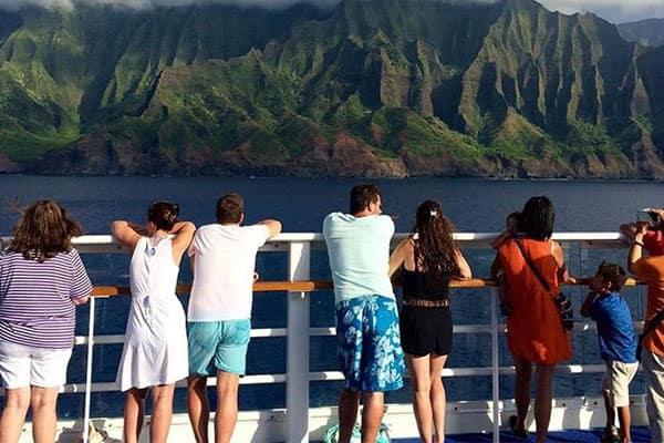 Croisière à Hawaï