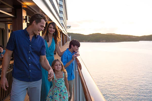 Take a cruise of a lifetime with your little ones