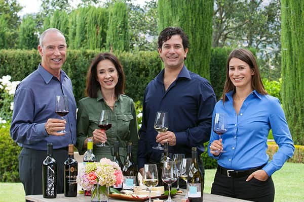 Entrevista a The Michael Mondavi Family