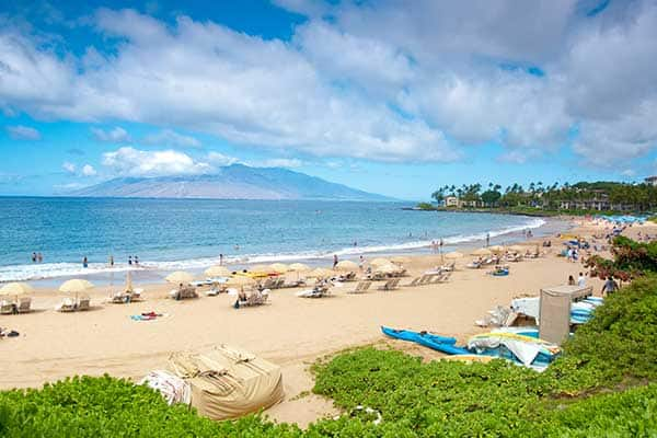 Beautiful Beaches of Maui