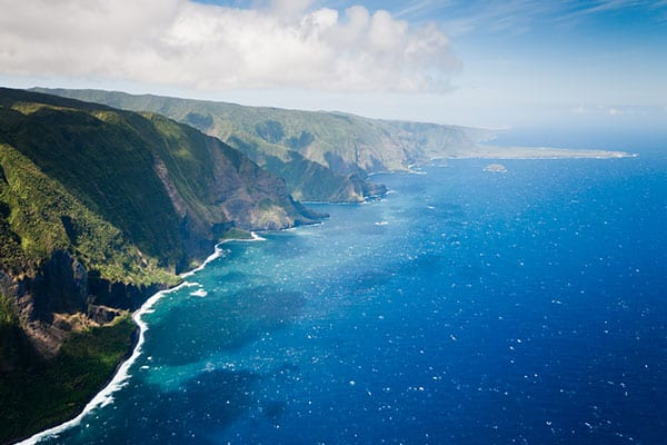 Explore Molokai when you cruise to Hawaii
