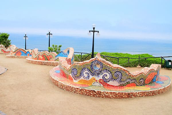 Crociera al Parque del Amor