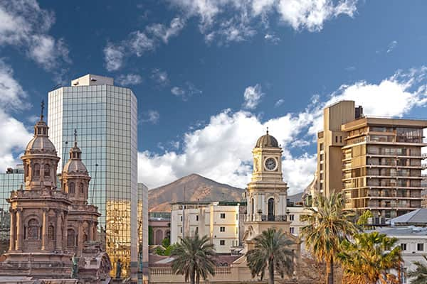 Cruises to Santiago, Chile