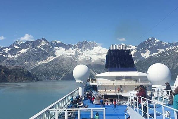 Crucero a Alaska