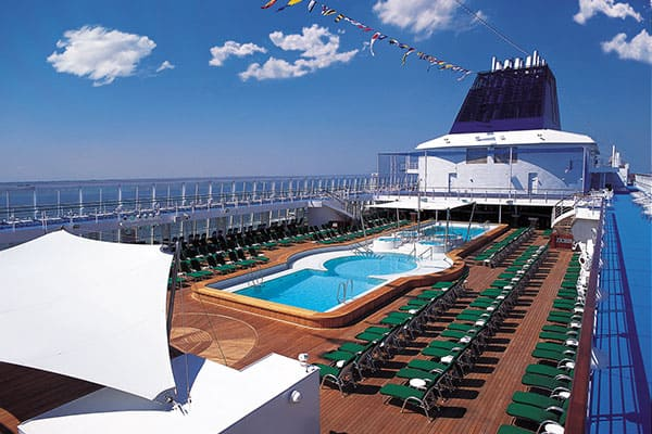 Cruise on Norwegian Sky