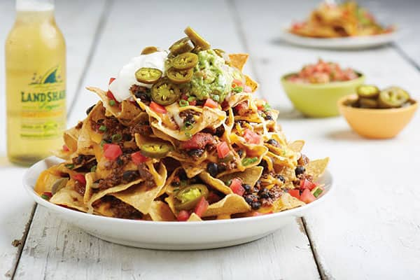 Volcano Nachos at Jimmy Buffet's Margaritaville at Sea