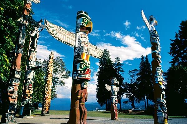 Choses à faire à Vancouver - Activités en journée