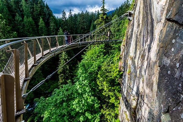 Ponte sospeso di Capilano