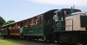 Luau Kalamaku & Plantation Train: Pre-book & Save $7*