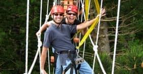 Treetop Zipline Tour
