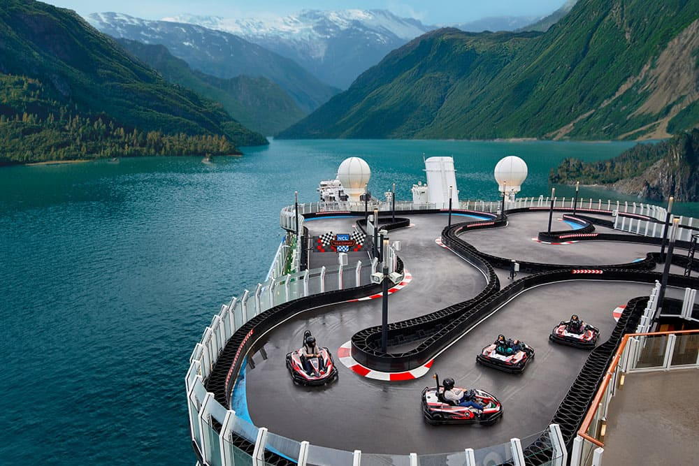 Norwegian Racetrack