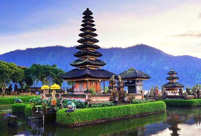 Kreuzfahrt nach Bali, Indonesien