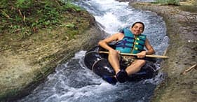 Safari River Tubing