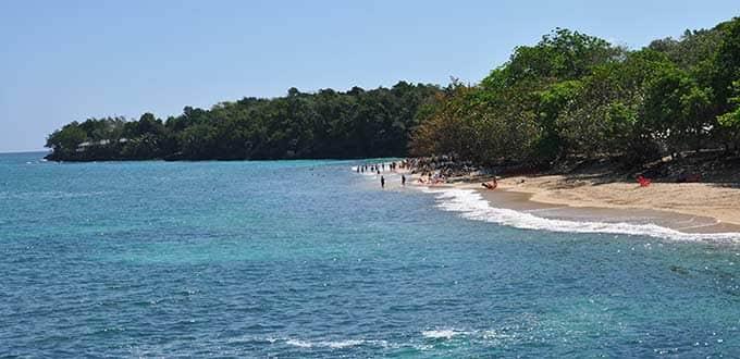 Ocho Rios Jamaica Bamboo Beach Vip