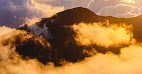 Haleakala Crater at Sunrise