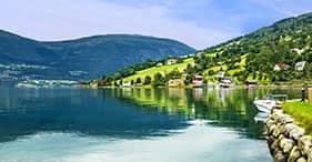 Olden, Norvège