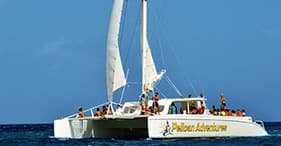 Schnorcheln zum Wrack der Antilla und Strandausflug