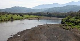 Trem e barco pelo Pacífico & tradições da Costa Rica