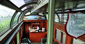 Two Oceans by Railroad - Dome Car