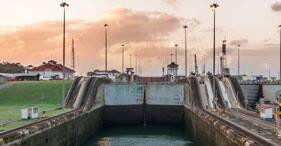 תעלת פנמה: חוויית IMAX