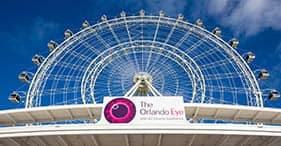 The Orlando Eye, Sea-Life Aquarium & Madame Tussaud's Combo