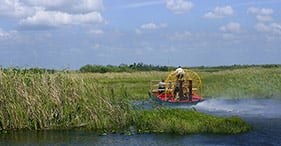 Airboat Adventure & Combo Shuttle