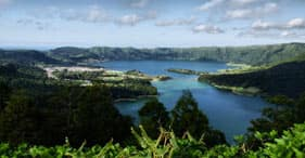 Village Of Sete Cidades & Wine Tasting