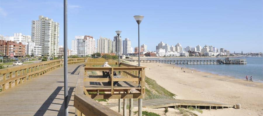 Spiaggia di Punta del Este