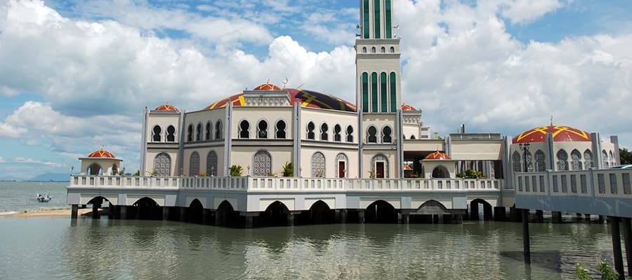 Buildings of Penang on your Asia Cruise
