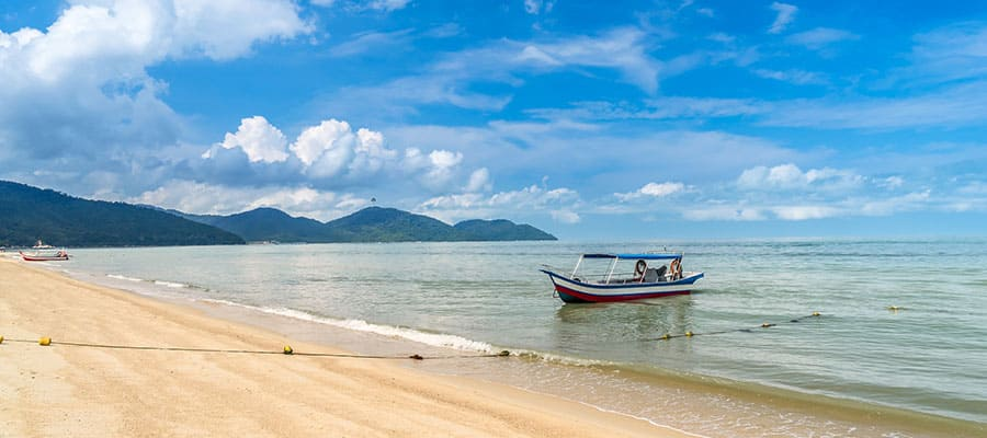 Beautiful Beaches of Penang