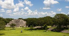 Dzibilchaltun Mayan Ruins & Beach Break