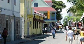Philipsburg, Saint-Martin
