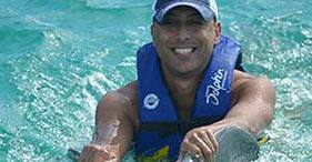 Dolphin Swim & Beach in Anguilla