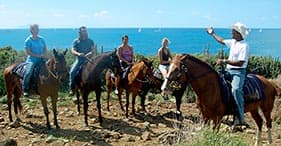 Horseback Riding, Scenic Trail & Sea Ride