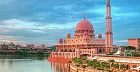 Putrajaya - La ville-jardin intelligente
