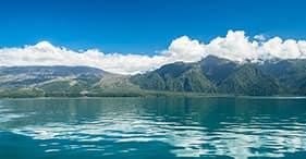 Cataratas de Petrohué e Lago Esmeralda