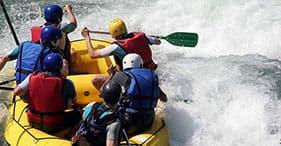 Petrohue River Rafting Adventure