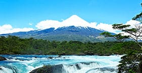 Falls, Lakes & Volcano - Nature at its Best