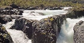 Petrohue Falls, Puerto Varas & Frutillar