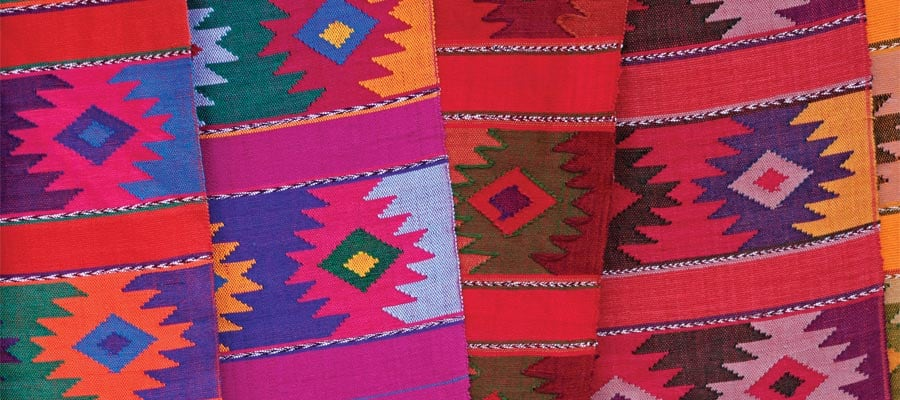 Textiles of Puerto Chiapas on your Panama Canal cruise