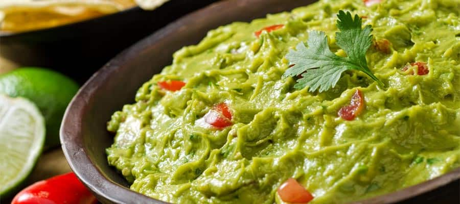 Try the Guacamole in Puerto Chiapas