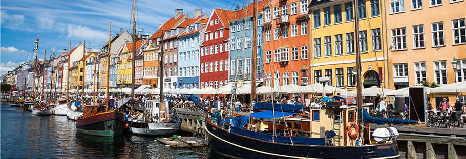 Baltic Cruises from Copenhagen
