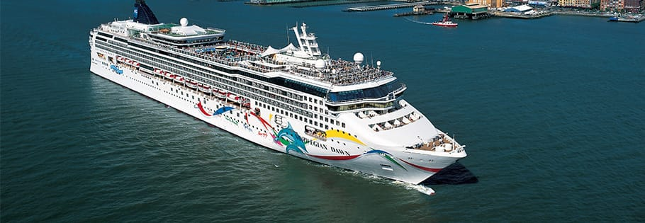 Leste do Caribe no Norwegian Dawn