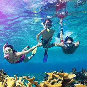 Enjoy a Southern Caribbean cruise with your family on Caribbean's Leading Cruise Line.