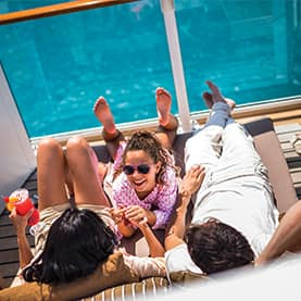 Enjoy a Southern Caribbean Cruise on your next family holiday.