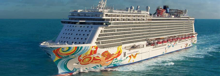 Take a Baltic Cruise on Norwegian Getaway